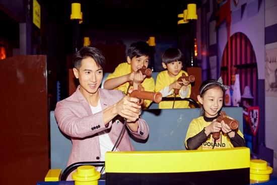 北京乐高探索中心4月15日开业十大主题区玩转亲子时光