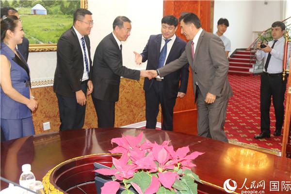 上海合作组织经济论坛将在中国召开