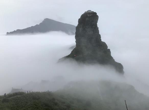 游记:烟雨梵净山