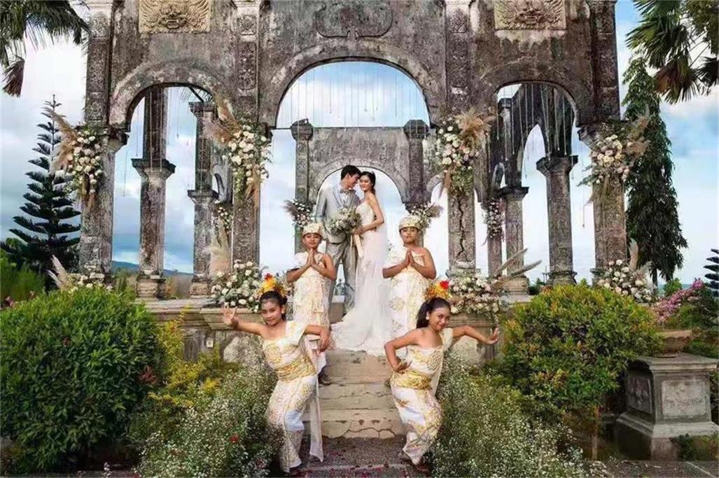 巴厘岛旅游局来京推介蜜月婚礼
