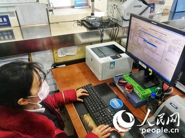 中国铁路西安局:1648吨防疫救援物资驰援湖北