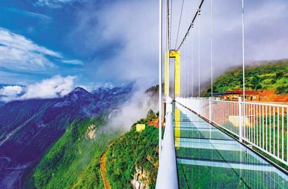 丰都推出三款旅游产品:观赏地质奇观 领略民俗文化