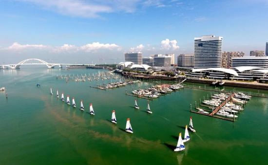 游艇海上运动休闲将变成海洋旅游、个性化消费和追求完美品位的新