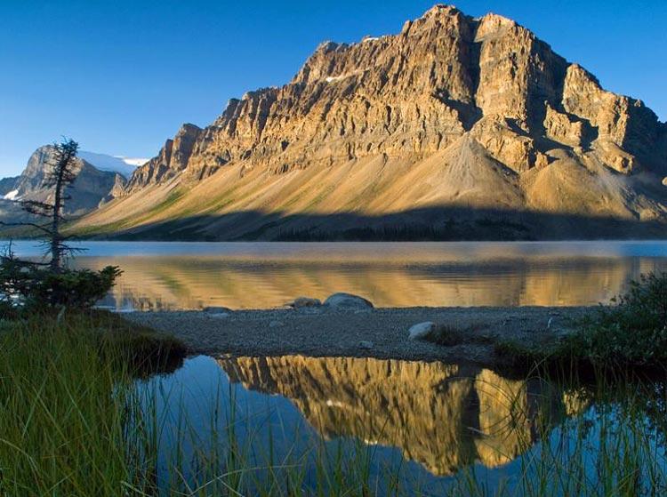 加拿大班夫国家公园旅游攻略加拿大班夫国家公园真的很好玩,但是很多