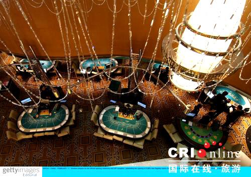 揭秘澳门新葡京赌场 (9)--旅游频道_权威全面报