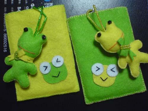 手工制作青蛙步骤图解