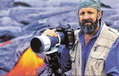 25年拼命拍摄火山