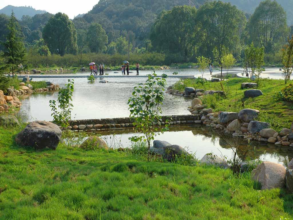 生态旅游中国行 走进江苏 旅游 人民网 高清图片