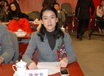 明升网总裁助理、总编室主任陈智霞