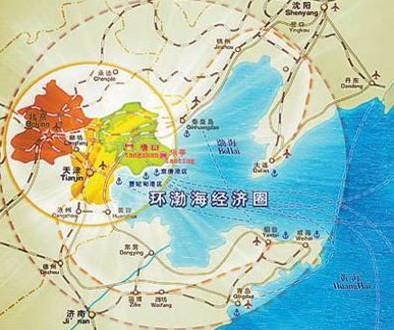 唐山乐亭三岛地图