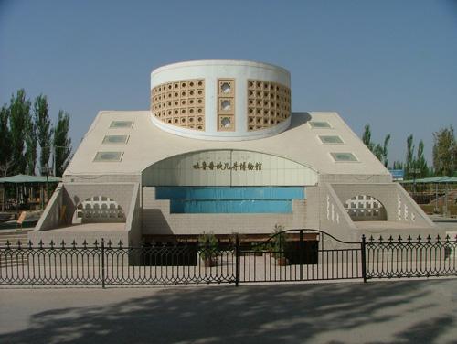 坎儿井民俗园