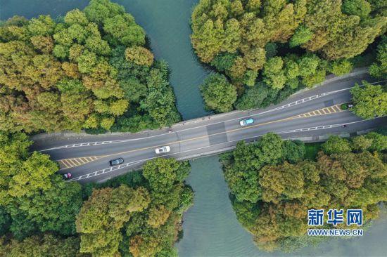 (环境)(4)杭州西湖:秋色淡染