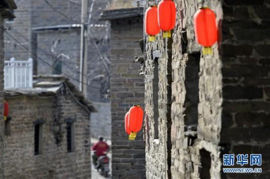 茶旧沟村:传统村落古韵来